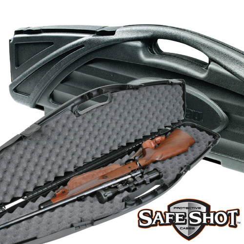 Flambeau Safeshot Oversized Contoured Single Gun Case #6470SE
