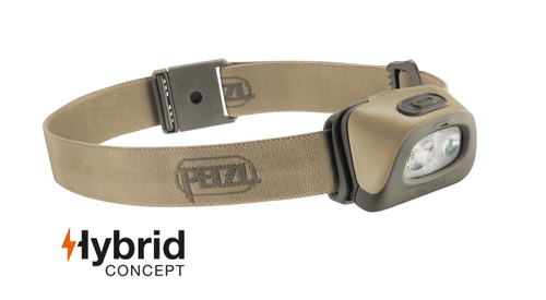 Petzl TACTIKKA+ Specialized Hunting & Fishing Headlamps