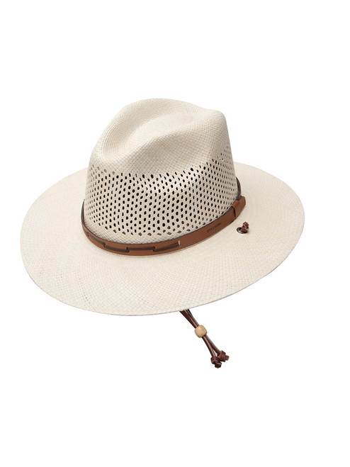Stetson AirWay Vented Panama Hats