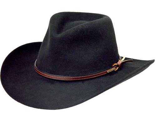 Stetson Bozeman Crushable Wool Hats