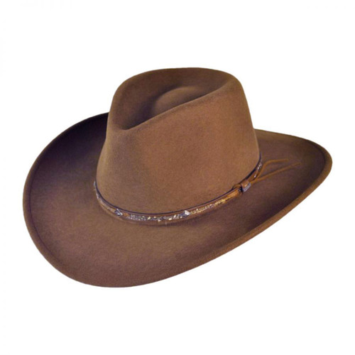 Stetson Mountain Sky Crushable Wool Hats