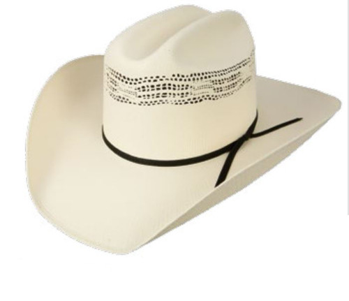 Stetson Resistol Shoot Out Straw Cowboy Hats