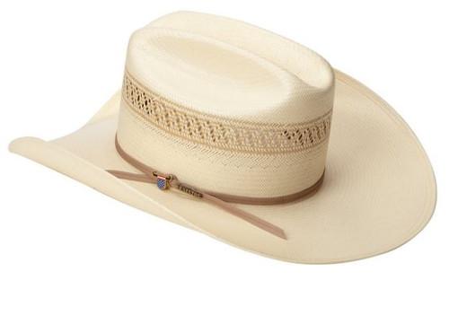 Stetson Resistol Wildfire Straw Hats