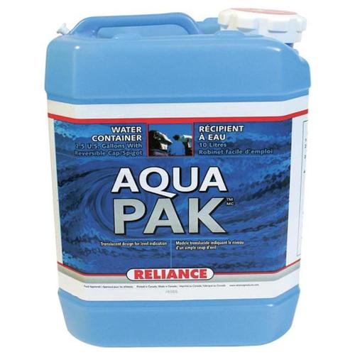 Reliance 2.5 Gallon Aqua-Pak #8905-03