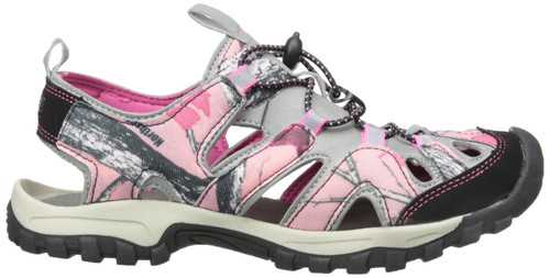 Northside Burke ll Women's Closed Toe Sandals W6 CAMO 10 #212465W-907-10