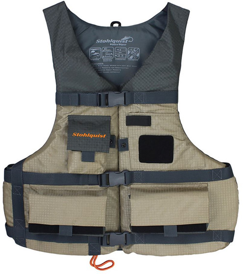 Stohlquist Spinner Fishing Life Vest