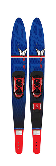 HO Sports Blast Combo Skis & Horseshoe Bindings