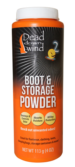 Dead down Wind Boot & Storage Powder #1215N