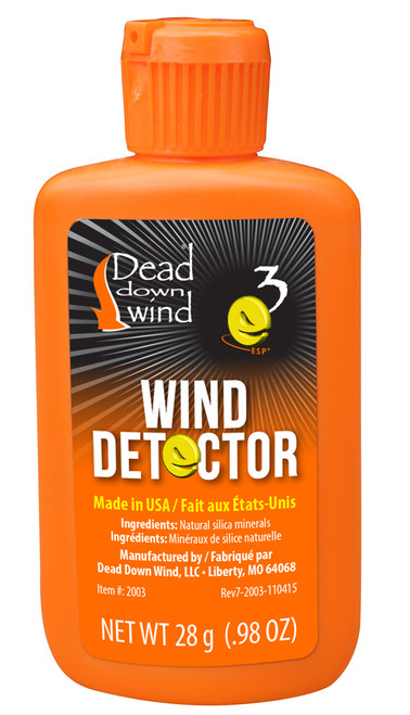 Dead down Wind Wind Detector #2003BC