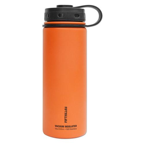 LifeLine 18oz Double-Wall Vacuum-Insulated Water Bottles