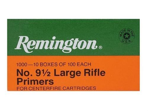 Remington Centerfire Primers 9-1/2 Magnum Rifle #X22622