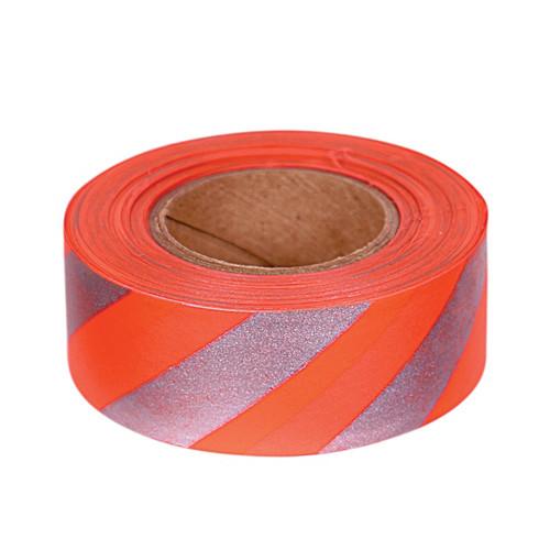 """Allen Reflective Hi-Vi Orange 5"""" x 150yds Fagging Tape ##46"""