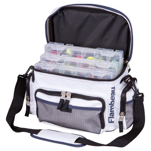 Flambeau Salwater Series Soft-Side Tackle Bag Systems