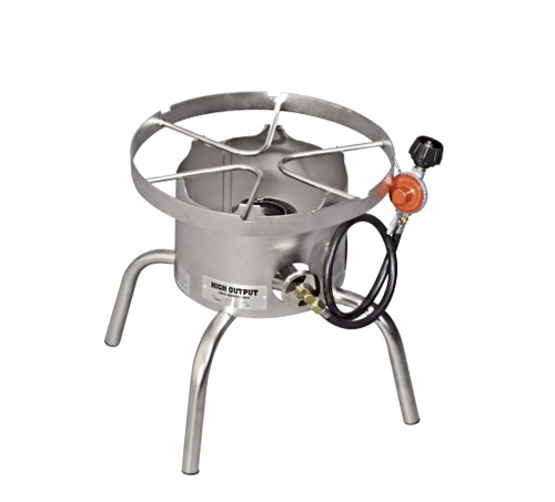 Camp Chef Stainless Steel High Output Single Burner Cooker #SHPRLSS