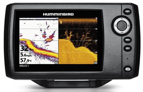 Humminbird Helix 5 DI G2 Fishfinder #410200-1