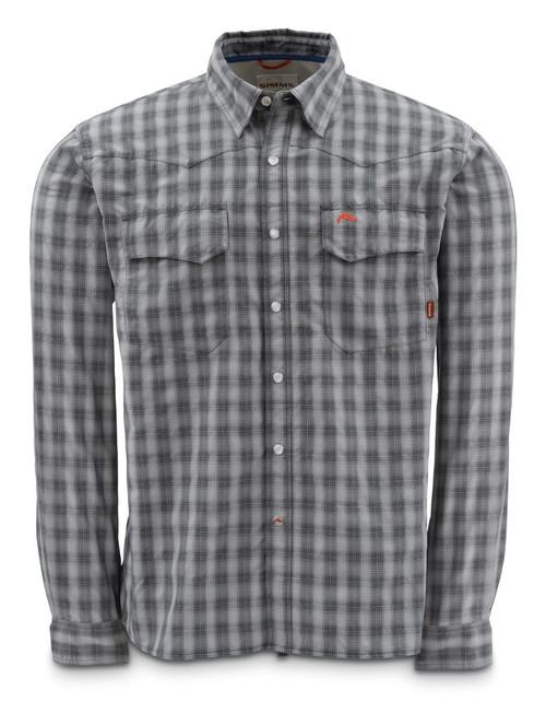 Simms Big Sky Long-Sleeve Button-Up Shirt