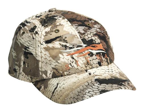 Sitka Logo Optifade Waterfowl Marsh Cap #90101-WL