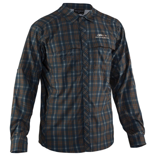 Grundens Fly Bridge Long Sleeve Button-Up Shirts