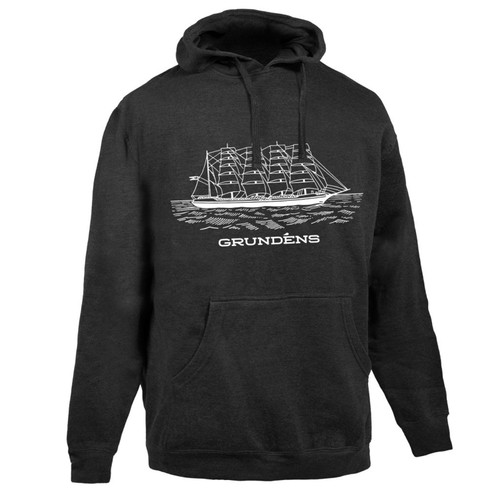 Grundens Ship Logo Hoodies