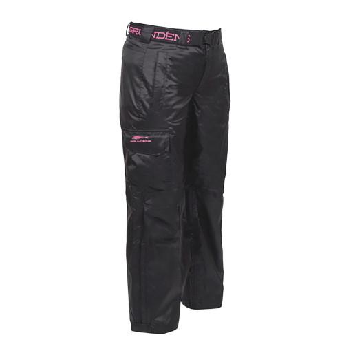 Grundens Women's Gage Weather Watch Pants BLK L LWT-B-L #LWT-B-L