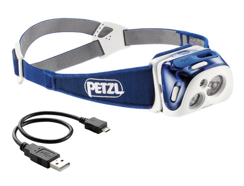 Petzl REACTIK Rechargeable Headlamps