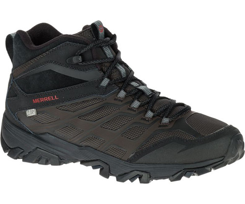 Merrell Men's MOAB FST Ice+ Thermo Mid-Rise Hiking Boots