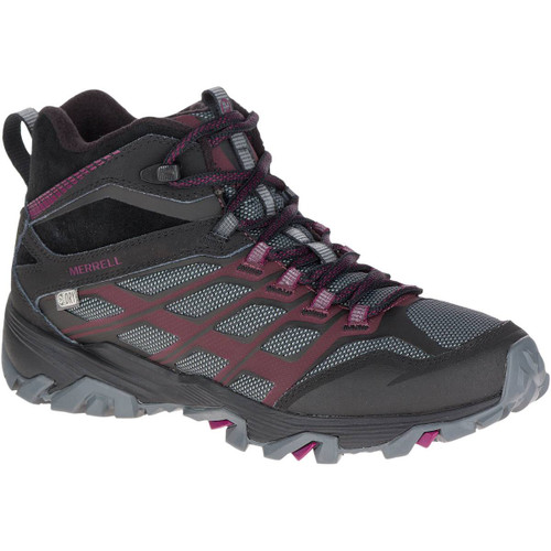 Merrell Women's MOAB FST Ice+ Thermo Mid-Rise Hiking Boots