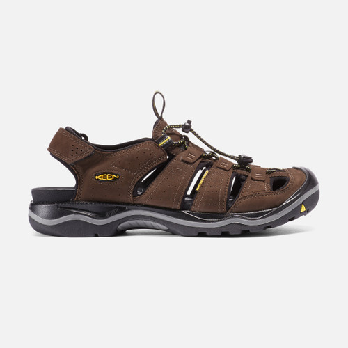 KEEN Men's Rialto Closed-Toe Sandals
