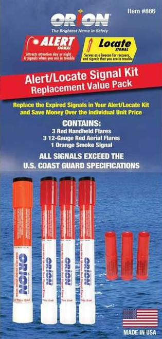 Orion Safety Signals Alert/Locate Value Pack #866