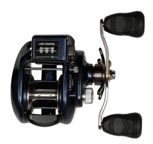 Daiwa LEXA 300 High Capacity Line Counter Reels