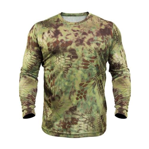 Kryptek Hyperion Long Sleeve T-Shirt