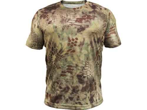 Kryptek Stalker Short Sleeve Mandrake T-Shirt XL #17STASSM6