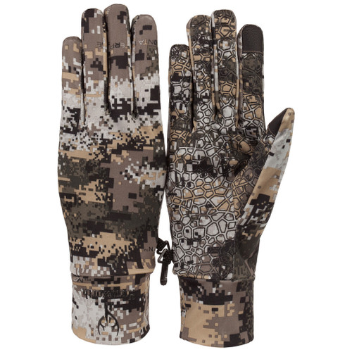 Huntworth Men's Fleece Stealth Shooter's Glove