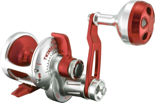 Accurate Boss Valiant 2 Speed Conventional Reels