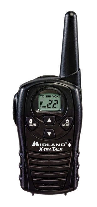 Midland LXT Series 18 Mile Two-Way Radio #LXT118