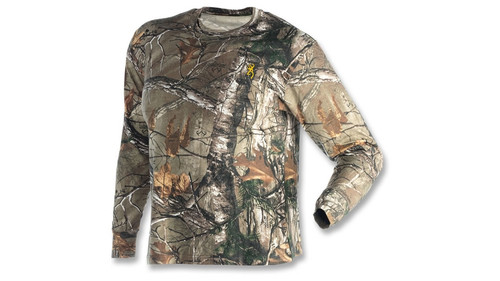 Browning Hell's Canyon Basics Long Sleeve T-Shirt