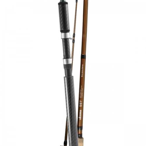 Okuma SST Carbon Grip Spinning Rods