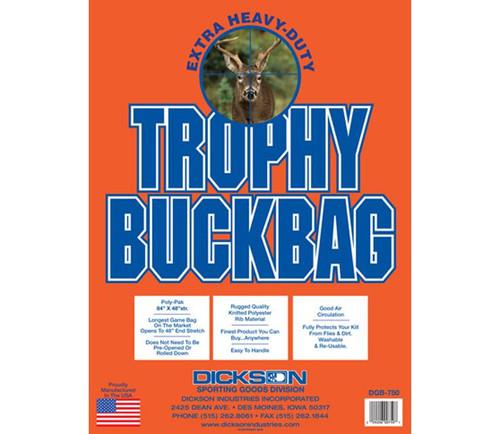 Dickson Trophy Buckbag Poly-Pak #DGB-750
