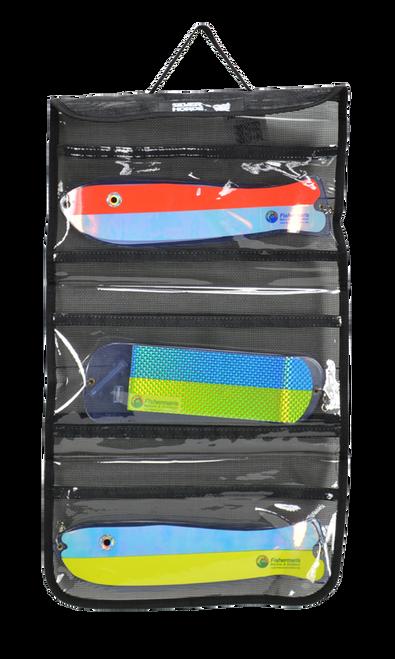 Silver Horde 6 Pocket Flasher Bag #SHFB