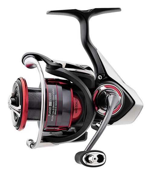 Daiwa Fuego LT Spinning Reel 2500D-XH #FGLT2500D-XH