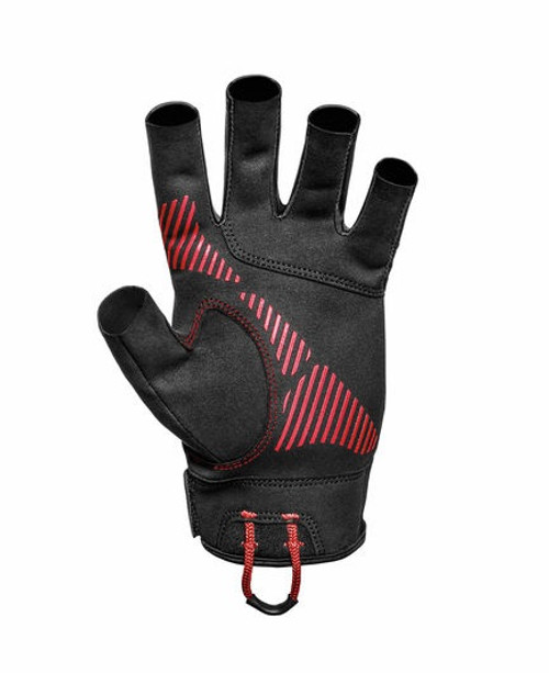 Mustang Traction Open-Finger Conductive Gloves