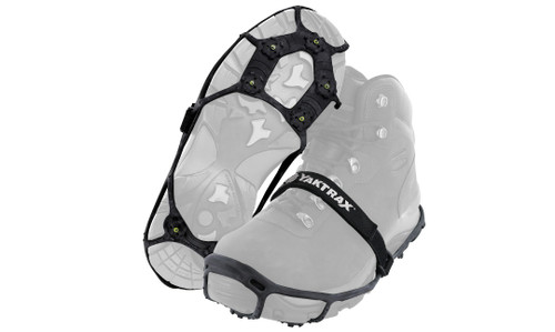 Yaktrax Spikes Shoe Traction Device