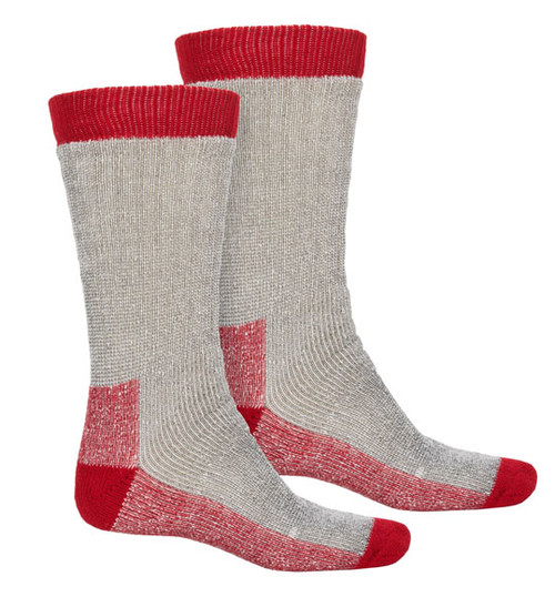 Terramar Stalker 2-Pack Thermal Boot Socks