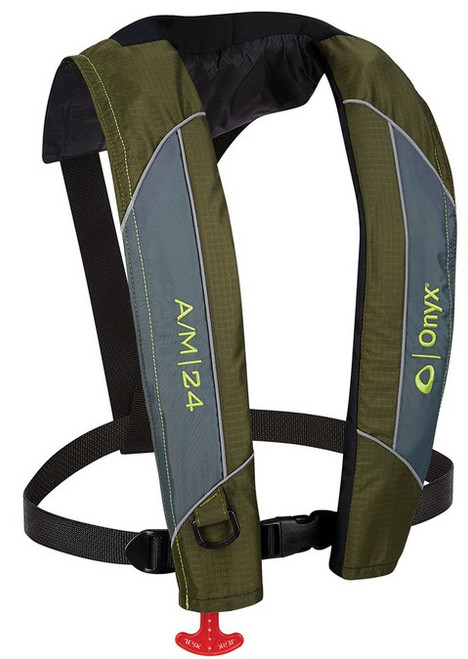 Onyx A/M-24 - Automatic & Manual Inflatable Life Jacket (PFD) 132000-400-004-18 #132000-400-004-18