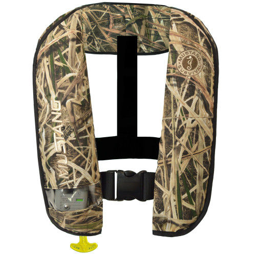 Mustang Survival M.I.T. 100 Camo Manual Inflatable PFD #MD2014-CM-261