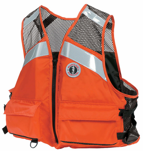 Mustang Survival Mesh Floatation Vests