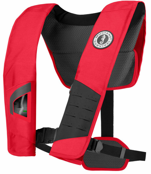 Mustang Survival DLX 38 Auto Inflatable PFD #MD2983-123