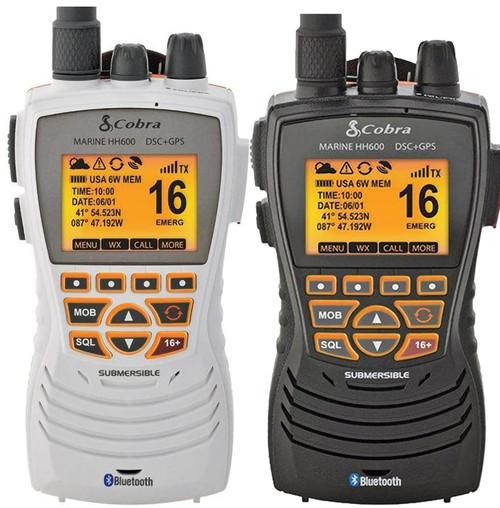 CobraMarine DSC Floating VHF HH Radios