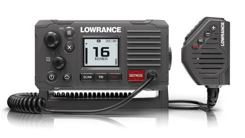 Lowrance Link-6 Marine DSC VHF Radio #13543-001