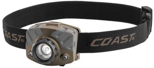 COAST FL85 Dual Color 615 Lumen Focusing Headlamp #FL85